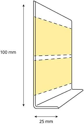 100x25mm Material: PVC 15 Meter HOLZBRINK Weichsockelleiste selbstklebend Wei/ß Knickleiste