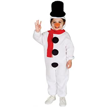 Lil' Snowman Costume - Toddler