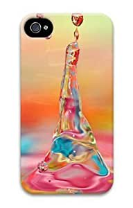 Abstract Pyramid Customized Hard Shell 3d iphone iphone 6 4.7 Case By Custom Service Your Perfect Choice