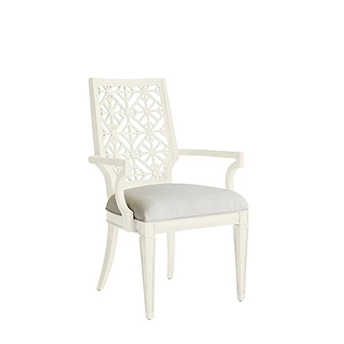 Stanley Furniture Coastal Living Oasis Catalina Arm Chair in Saltbox (Catalina Arm Chair)