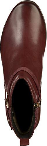 Bordeaux 019 25418 Ankle 21 Women's 9 Caprice 9 Boots pZwzTx