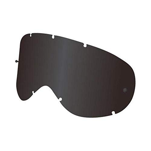 Dragon Alliance Replacement All Weather Lens for Vendetta Snow Goggles - Jet Polarized 722-1569
