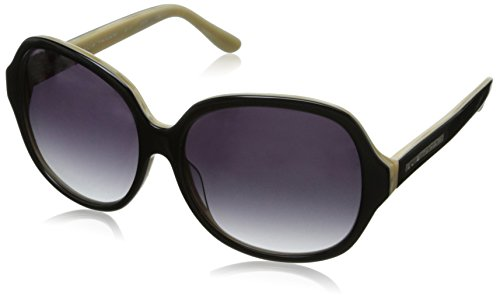 elie-tahari-womens-el117-oval-sunglasses-black-cream-60-mm