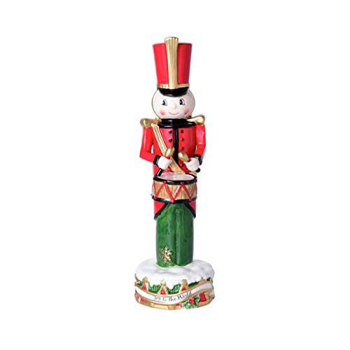 Fitz and Floyd, Nutcracker With Drum