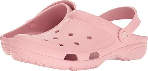 Crocs Unisex Coast Clog Petal Pink 11 Women / 9 Men M US