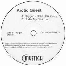 Arctic Quest Raygun