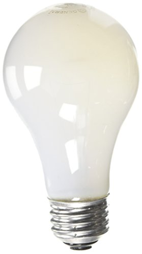 Ge Soft White Light Bulbs 25 W 210 Lumens A19 Med Base 4-1/4 In. Pack / 2