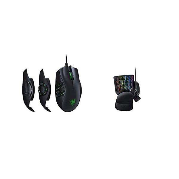 best gaming mouse, best budget gaming mouse, Razer Naga Trinity Gaming Mouse