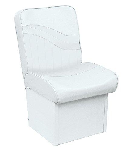Wise 8WD1131-710 Weekender Series Jump Seat, White