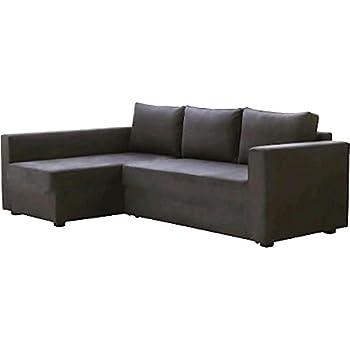 Amazon.com: TLYESD - Funda para sofá de 3 plazas de IKEA ...
