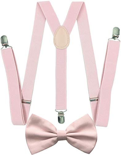 CD Gold Suspender with Matching Metalic, Champagne, Sequined