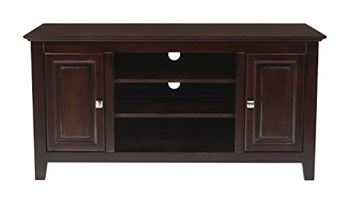 New Classic Guinness End Unit, 48-Inch, Merlot by New Classic