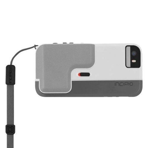 Incipio Focal Camera Case pour iPhone 5/5s - Blanc