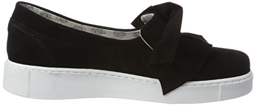 Apple of Eden Queen, Slip-On Sneaker Donna Nero (Nero)