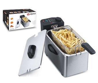 Alpina Deep Fryer 220 Volts 50HZ