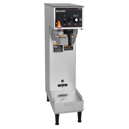 BUNN S/S Single Soft Heat Brewer / 10.6 ()