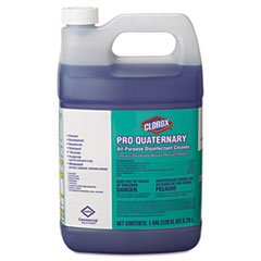 Quaternary Disinfectant Cleaner - 6