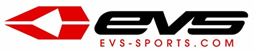 EVS Sports Black Shoulder Brace Large Breathable Air Mesh Construction with TPR Gripper Pull-Tabs SB03 by EVS Sports (Image #2)