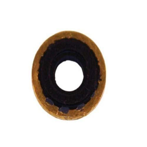 Yoke Ring - Roscoe Medical 2544-2, Regulator Yoke Washer with Rubber Ring (9 Packs of 25 pcs)