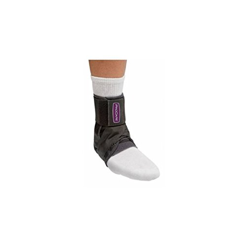DJO Ankle Support PROCARE Large Hook and Loop Closure Left or Right Foot
