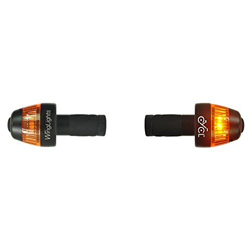 Signals Turn Bike - CYCL Wing Lights Fixed V3-Turning Signals for Bicycles