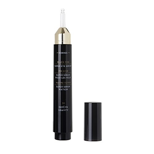 KORRES Black Pine 3D Super Eye Serum, 0.51 fl. oz.