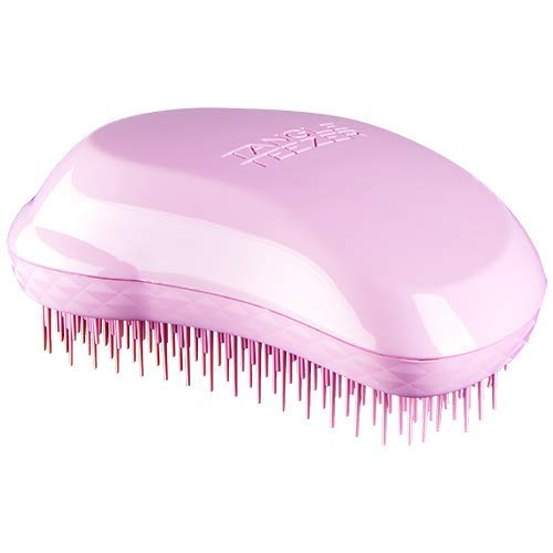 Tangle Teezer Fine and Fragile Detangling Hairbrush, Pink Dawn ()