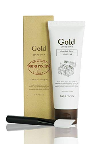 Papa Recipe Gold Holic Royal Peel Off Pack by Papa Recipe