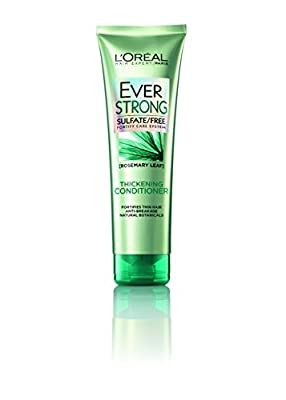 L'Oréal Paris EverStrong Sulfate Free Thickening Conditioner, 8.5 Ounce