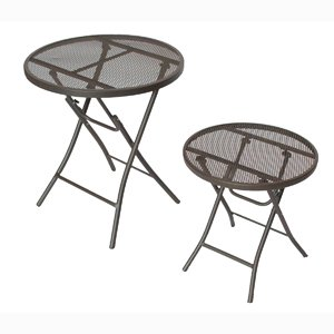 Prime Products 13-5087 Bistro Table - Mesh Top Table