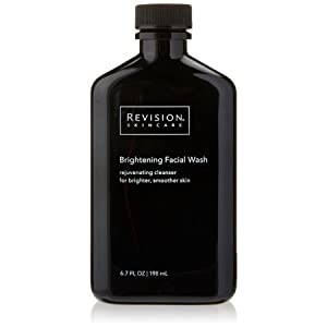 Revision Skincare Brightening Facial Wash, 6.7 Ounce