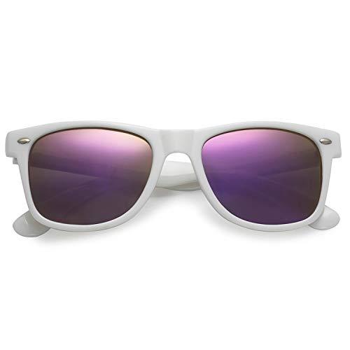 Classic Girl Boy Beater - Polarspex Polarized 80's Retro Classic Trendy Stylish Sunglasses for Men Women