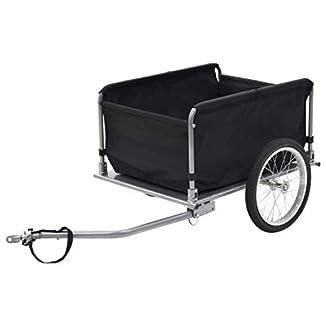 Remolque de Carga 65 kg para Bicicletas 1