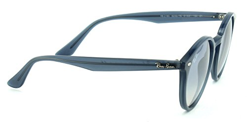ban Sunglasses Rb2180 Unisex Blue Frame Light light 62327b Ray Lens Gradient Round SRqd1I