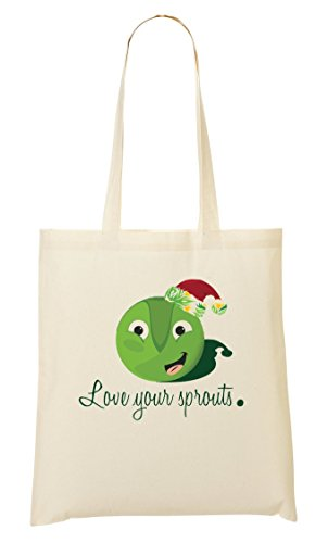 Your CP Provisions Fourre Funny Christmas Sac Tout Sprouts Sac À qBCwdfrBZ