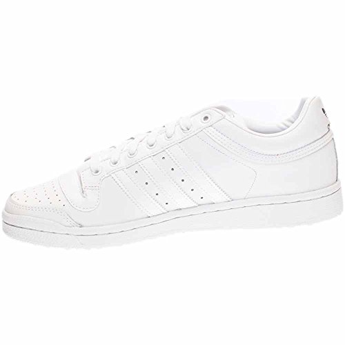 cheapest price sale online adidas Originals Men's Top Ten LO Fashion Sneaker White/White/White sale limited edition outlet pictures big discount for sale wNVGbOYnp