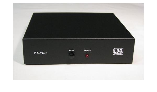 LDG Electr?nica YT-100 Sintonizador de Antena Autom?tico 1,8 ...