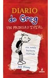 Descargar gratis Diario De Greg: Un Pringao Total en .epub, .pdf o .mobi