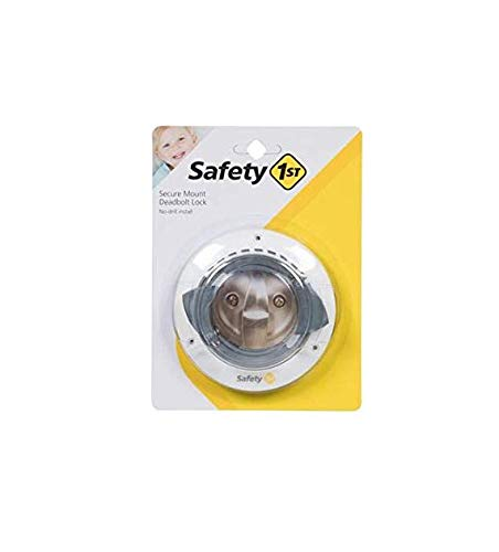 Safety 1st Secure Mount Deadbolt Lock from Safety 1st