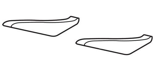Maxi Cosi D/ämpfungseinleger Styropor unterteil f/ür Priori XP SPS /& PrioriFix 96410008