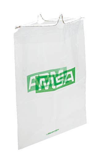 MSA Drawstring Bag Ultra-Vue/Ultra-Twin - Pack of 10 by MSA SAFETY SALES LLC (Image #1)