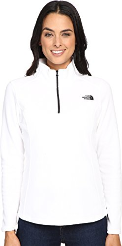 1/4 Zip Fleece Top - 1