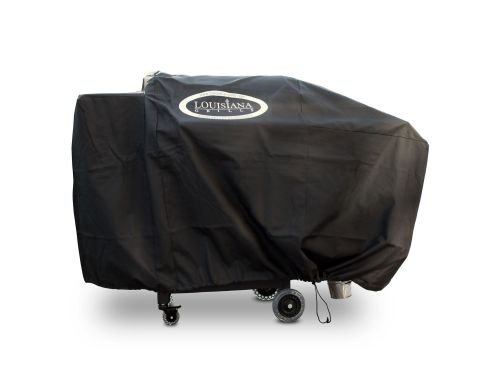 Louisiana Grills BBQ Cover for CS680/LG1100 Pellet Grills and Cold Smoke Cabinet Review