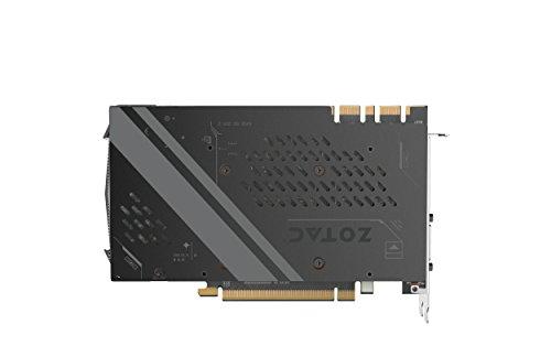 ZOTAC NVIDIA GeForce GTX 1080 Ti Mini 11GB GDDR5X DVI/HDMI/3DisplayPort PCI-Express Video Card by ZOTAC (Image #3)