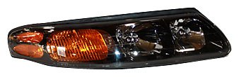 TYC 20-5875-00 Pontiac Bonneville Passenger Side Headlight Assembly ()