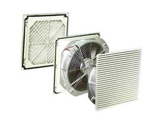 KNIGHT ELECTRONICS ORION FANS OA280LFG221T OA280 Series 2700 RPM 1130 CFM 70 dB 230 V Dual Ball Bearing AC Louvered Fan - 5 item(s)