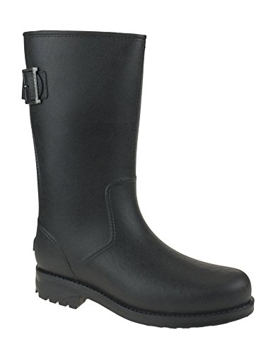 Boots DayZ Men's Rain Reaction Cole Kenneth Black Rainy Rubber 0vRWw