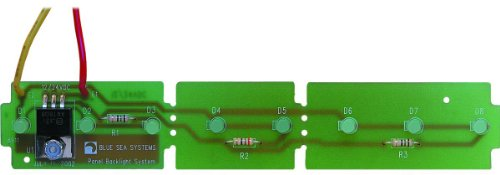 - Blue Sea Systems 8/5/3 Position 12V Backlight System