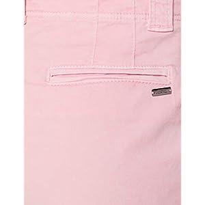 Armani Exchange Women's Big Pockets Stretch Gabardine Short