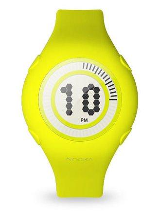 Nooka Karim Rashid Yogurt Lime Watch - One (Karim Rashid Watch)
